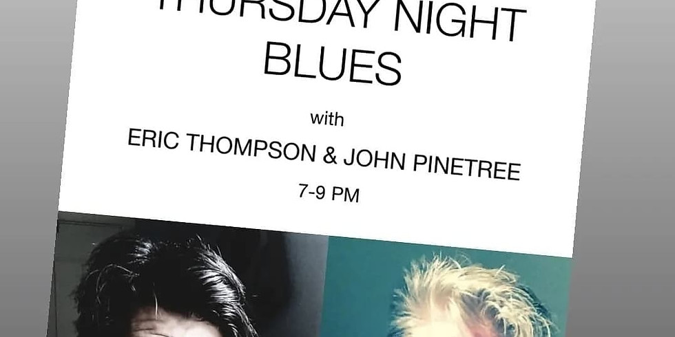 Blues Night at The•Spot West Seattle
