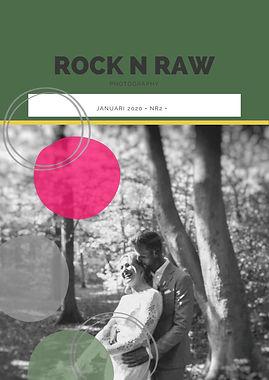 Rock n Raw Brochure pag  1