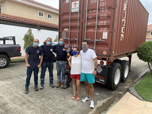 Mudanzas Internacionales en Panamá