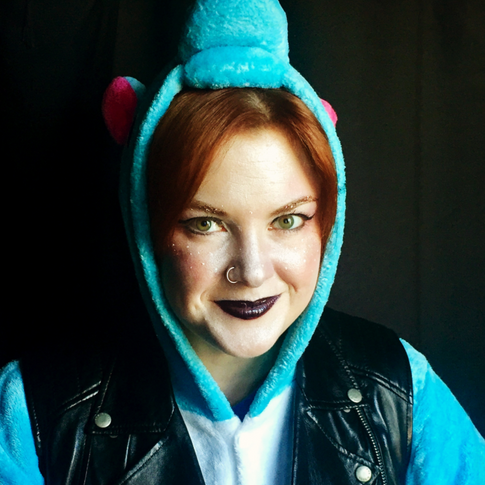 Music video, Unicorn Punk.
