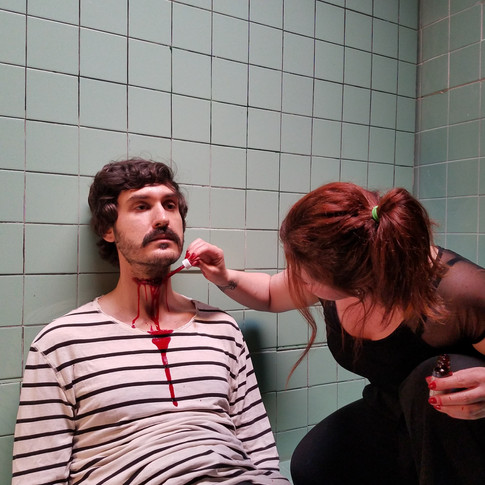 Sfx makeup by La Bloise art