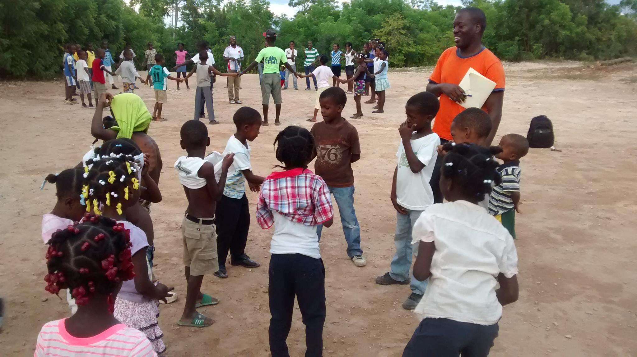 Children LaGonave 3 2015