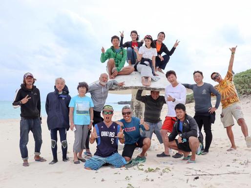 与論島ツアー2017