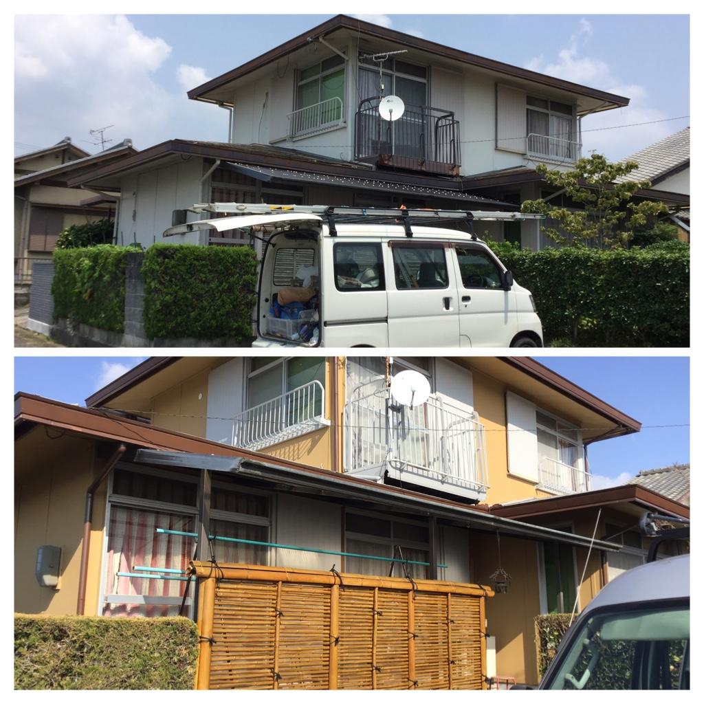 熊本県玉名市中 Y様邸全面塗装工事