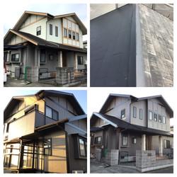 熊本県玉名市 S様邸 屋根外壁全面塗装工事