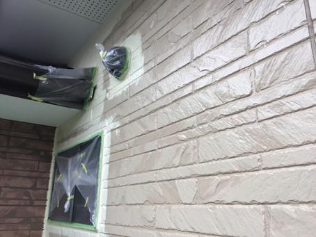 熊本市中央区八王寺町S様邸外壁塗装工事