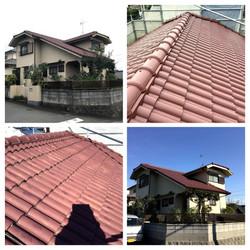 熊本県合志市豊岡U様邸屋根・外壁・付帯部塗装工事