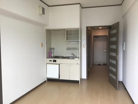 熊本市中央区船場町ライオンズマンション12階内装工事