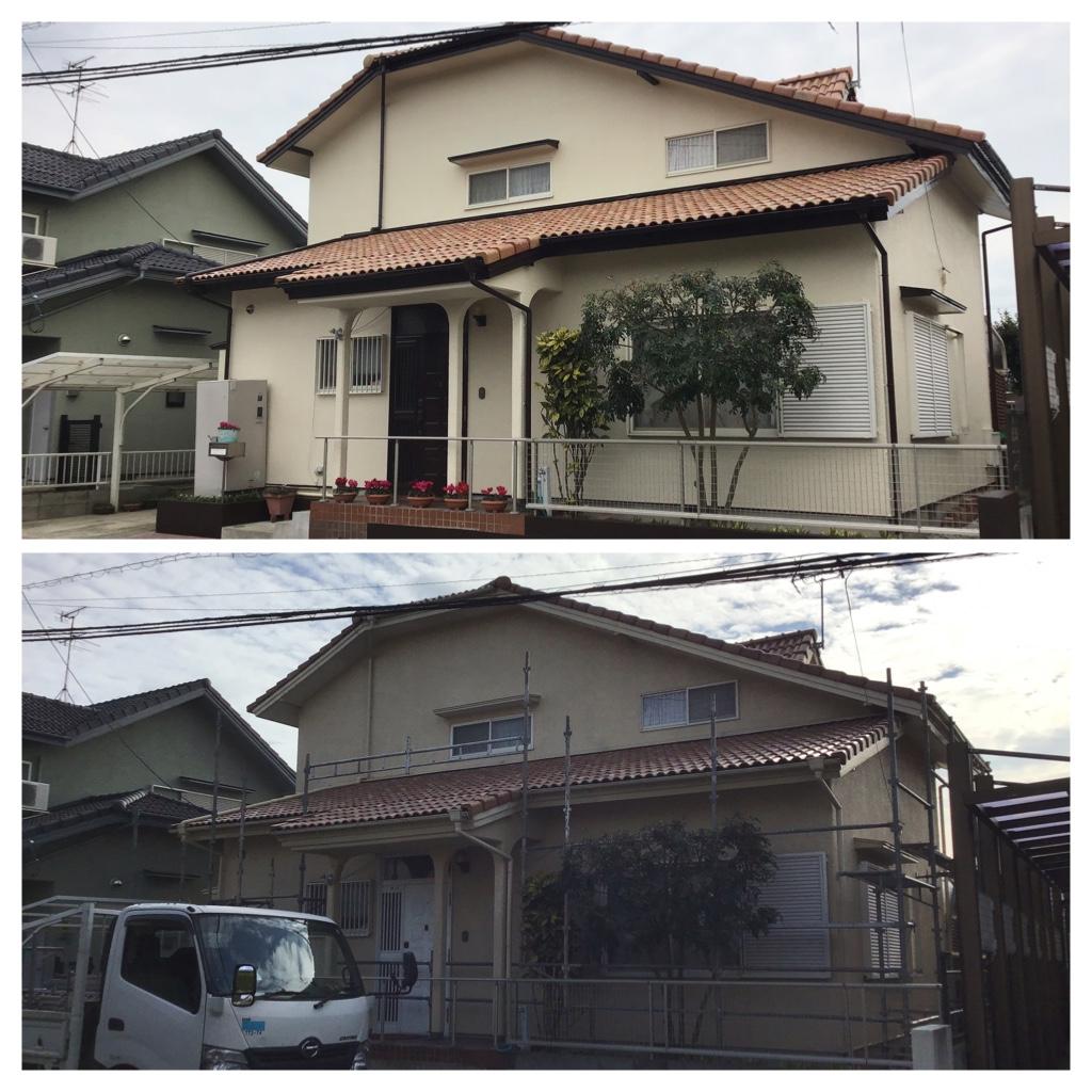 熊本県合志市豊岡 Y様邸外壁塗装工事