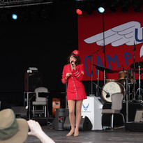 USO Show Troupe - Germany