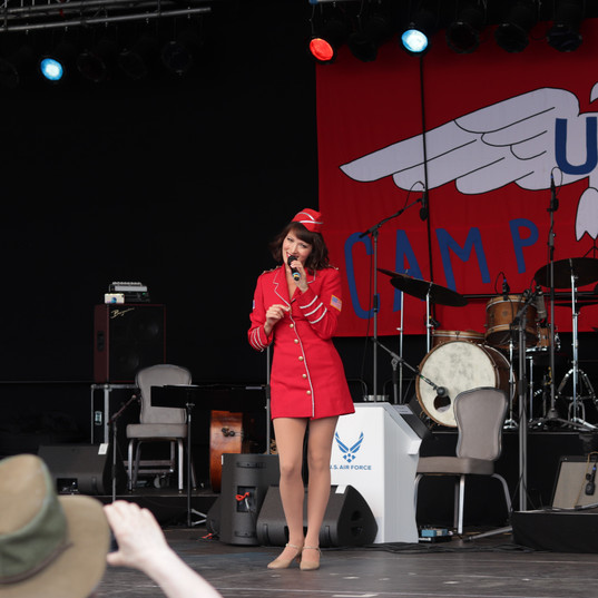 USO Show Troupe - Germany
