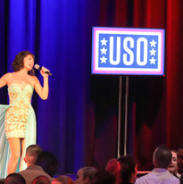 USO Show Troupe - Rock The Fleet