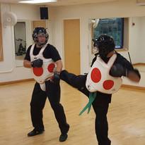 Fusion Freestyle Martial Arts Studio of American Karate - Universal Kenpo Jiujitsu System