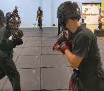 Sparring - Fusion Freestyle Mixed Martial Arts Studio Of American Karate Streetwise Self-D