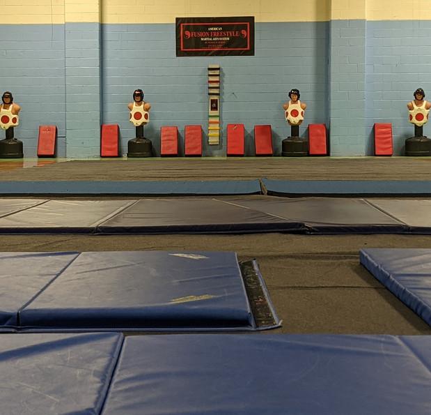 Fusion Freestyle Martial Arts Studio