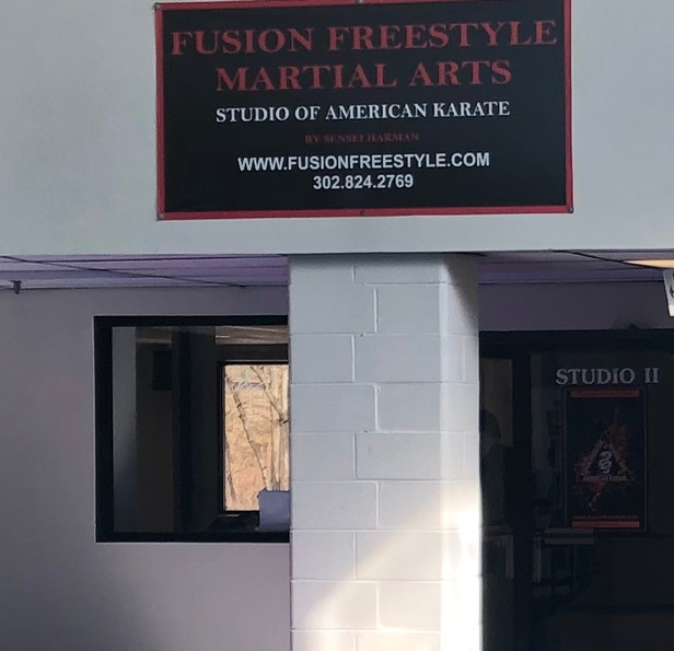 Fusion Freestyle Martial Arts Studio