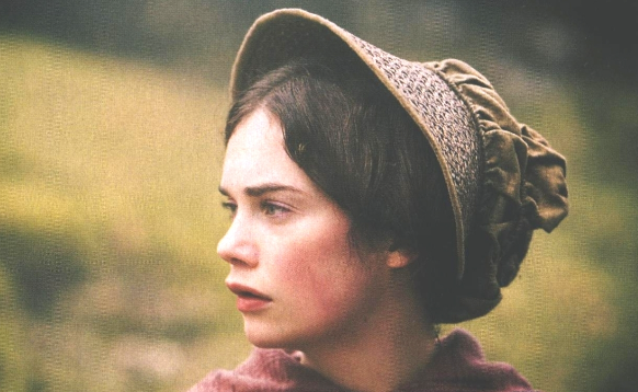 Jane Eyre by Charlotte Bronte, played here by Ruth Wilson
