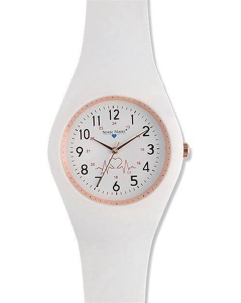 Nurse Mates Uni-Watch - White 932400