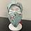 Thumbnail: Pretty Pink Flowers Bouffant and Mask Set