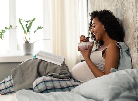 Four Tips To Help Keep Sane While Pregnant During The Coronavirus Epidemic