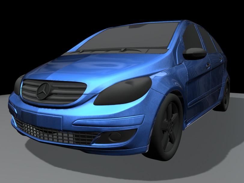 RSL Car Paint