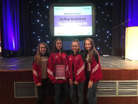 Active Braintree Sports Awards 2017