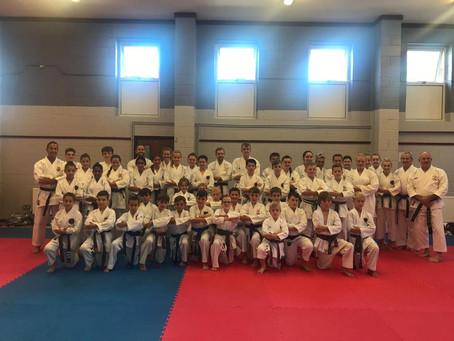 Karate England Kata Training