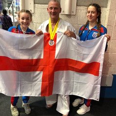 WUKF World Karate Champsionships Dundee June 2018