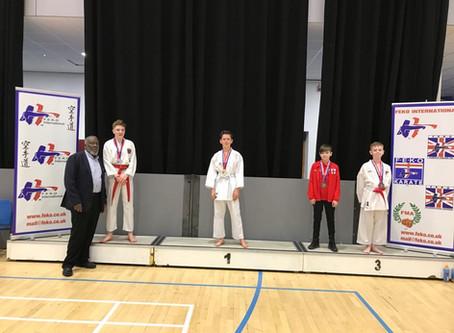 FEKO Championships, Sheffield