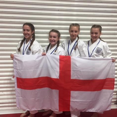 WUKF World Karate Champsionships Dundee June 2018