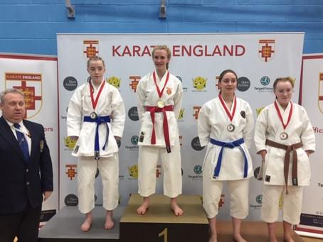 Karate England National Championships, Harlow