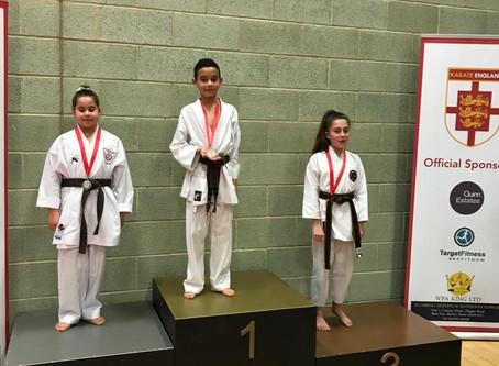 Karate England Kyu Championships