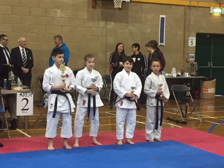 Clacton Competition - 4th February 2018