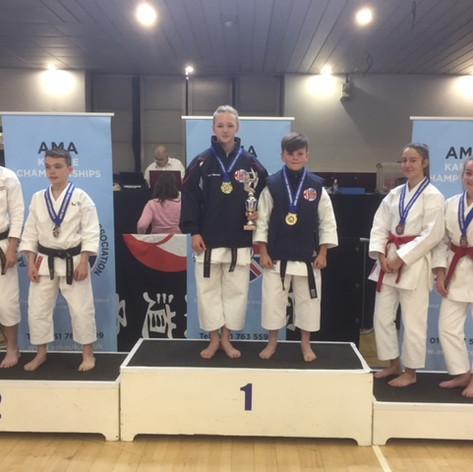 Sheffield AMA International Karate Championships May 2018