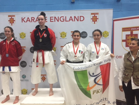BREAKING NEWS from Karate Sport England National Championships!!
