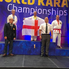 WUKF World Karate Championships Dundee June 2018
