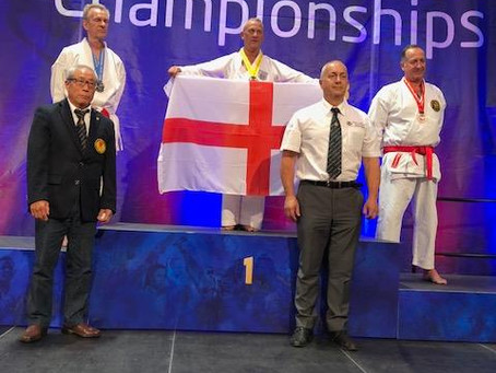 WUKF World Karate Championships - Dundee