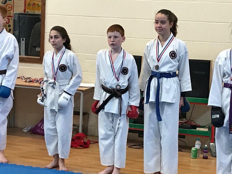Seishan Karate Open Competition, Hadleigh