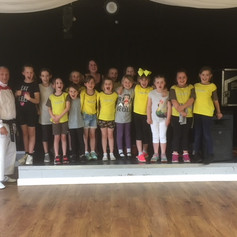 1st Cressing Brownies - May 2018