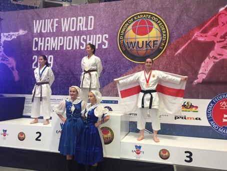WUKF World Championships, Bratislava