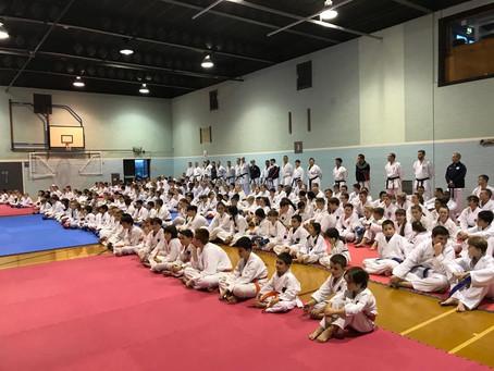 2019 English Karate Seminar
