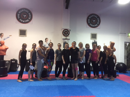 Free Ladies Only Self Defence Class