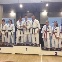 Sheffield AMA International Karate Championships May 2018