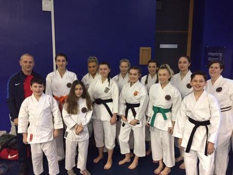 FEKO National Karate Championships, Sheffield