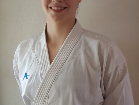 Welcome to our new assistant Instructor!