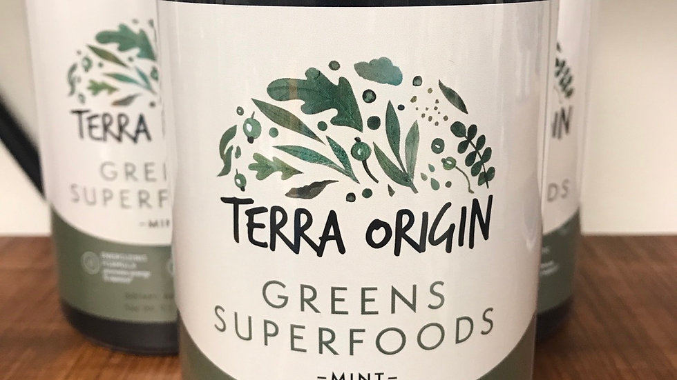 Greens Super Foods (Mint)