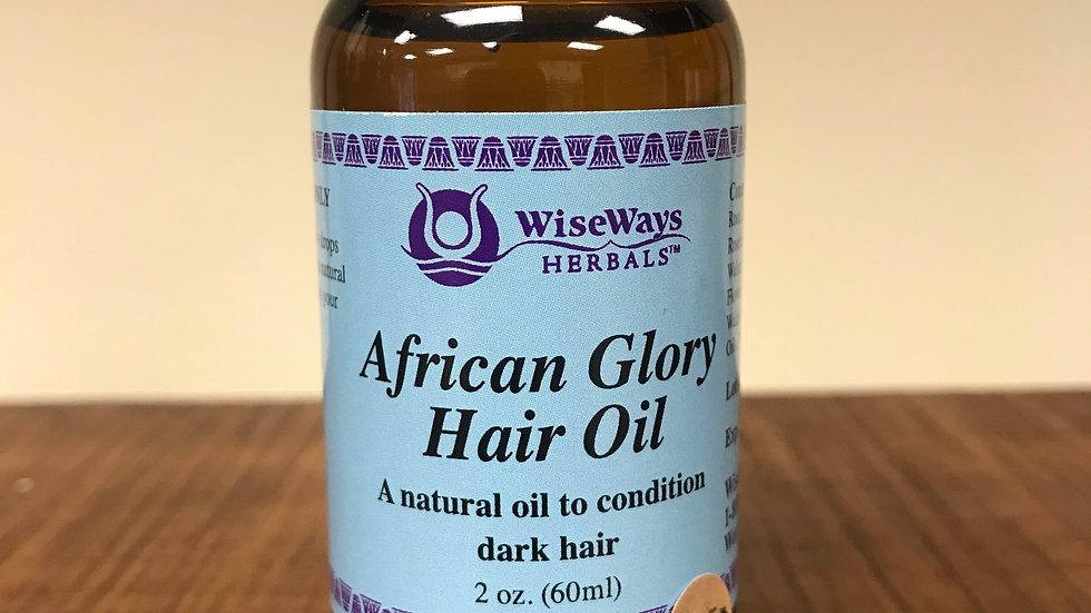 African Glory Hair Oil