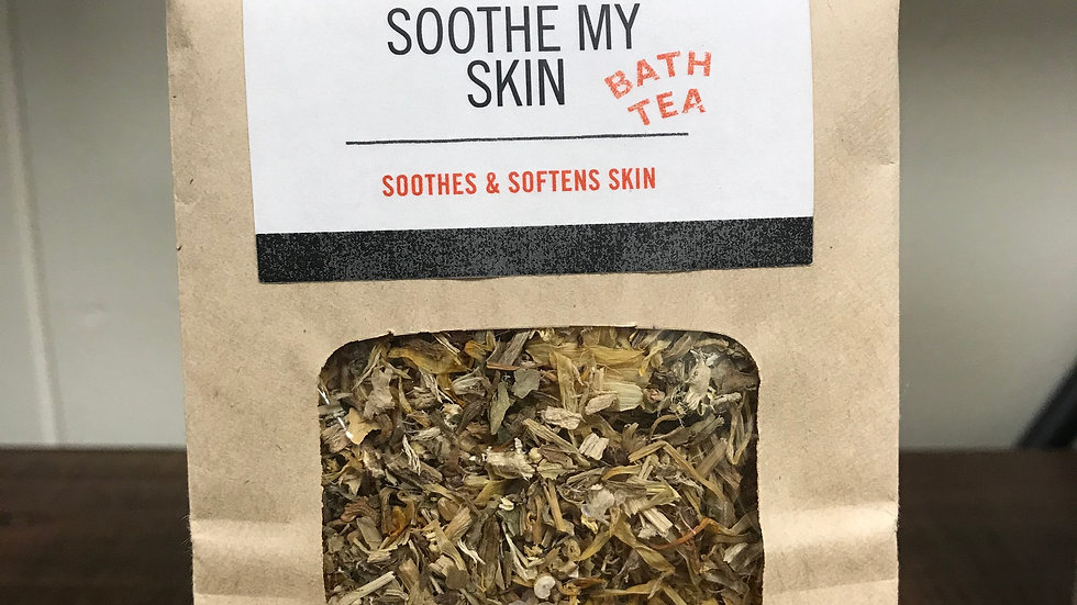 Soothe My Skin Bath Tea