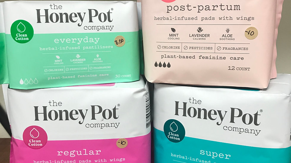 Honey Pot Pads