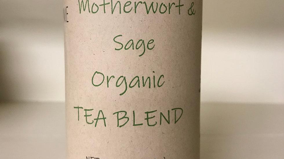 Motherwort & Sage
